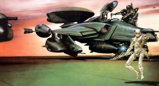 "Jim Burns ""Mechanismo"""
